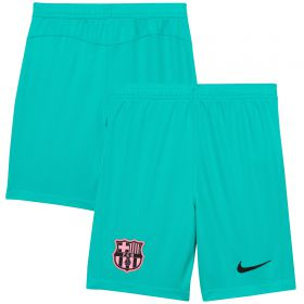 Barcelona Third Stadium Shorts 2020-21 - Kids
