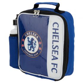 Chelsea Crest Lunchbag with Bottle Holder