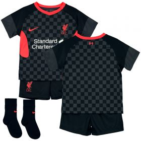 Liverpool Third Stadium Kit 2020-21- Infant