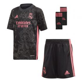 Real Madrid Third Minikit 2020-21