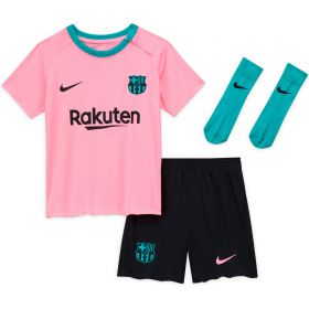 Barcelona Third Stadium Kit 2020-21 - Infant