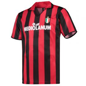 AC Milan 1988 Home Shirt