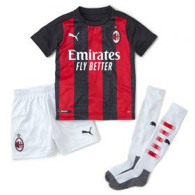 AC Milan Home Minikit 2020-21