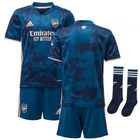 Arsenal Third Minikit 2020-21