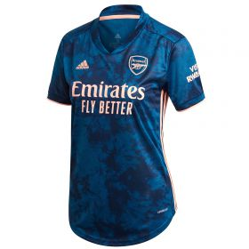 Arsenal Third Shirt 2020-21 - Womens