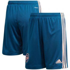 Arsenal Third Shorts 2020-21 - Kids