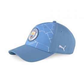 Manchester City FtblCore Fan Cap - Sky Blue
