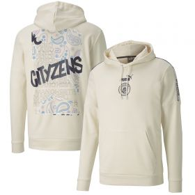 Manchester City FtblCulture Hoodie - White