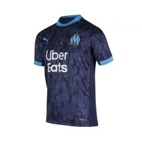 Olympique de Marseille Away Shirt 2020-21 - Kids