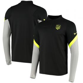 Atlético de Madrid Strike Drill Top - Black