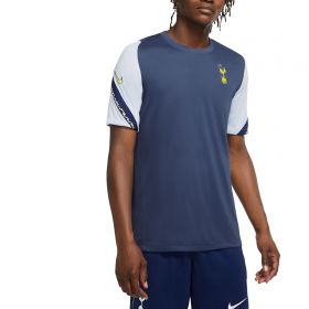 Tottenham Hotspur Breathe Strike Top - Navy