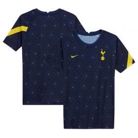 Tottenham Hotspur Training Top - Navy - Kids