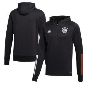 FC Bayern Training Hoodie - Black