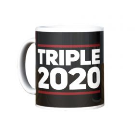 FC Bayern UEFA Champions League 2020 Treble Mug