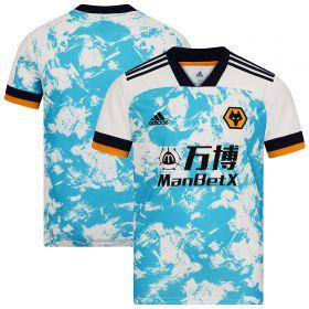 Wolverhampton Wanderers Away Shirt 2020-21