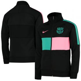 Barcelona I96 Anthem Track Jacket - Black - Kids