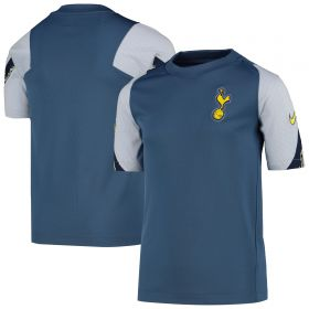 Tottenham Hotspur Breathe Strike Top - Navy - Kids