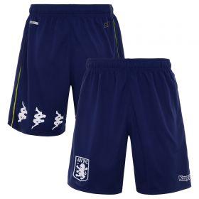 Aston Villa Third Stadium Shorts 2020-21