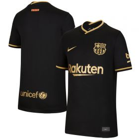 Barcelona Away Stadium Shirt 2020-21 - Kids