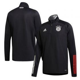 FC Bayern Training Warm Top - Black