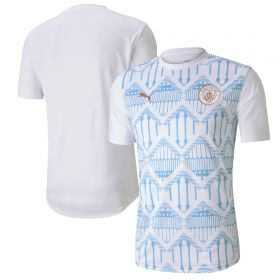 Manchester City Stadium Jersey - White