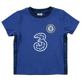 Chelsea 2020-21 Kit T-Shirt