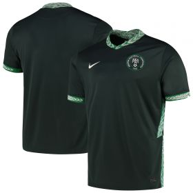 Nigeria Away Stadium Shirt 2020-21