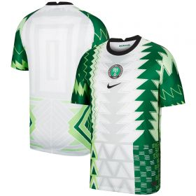Nigeria Home Stadium Shirt 2020-21