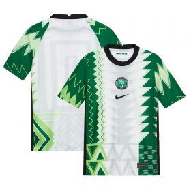 Nigeria Home Stadium Shirt 2020-21 - Kids