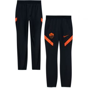 AS Roma Strike Pants - Black - Kids