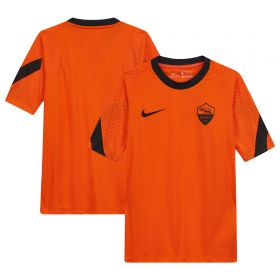 AS Roma Strike Training T-Shirt - Orange - Kids