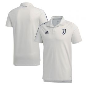 Juventus Training Polo - Grey