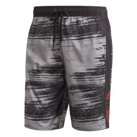FC Bayern CLX CL Swim Shorts - Black