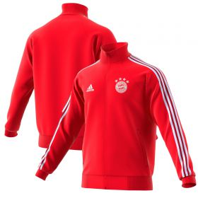 FC Bayern Icons Track Top - Red
