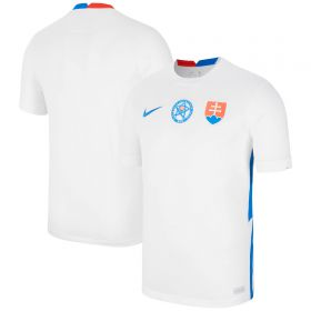 Slovakia Away Stadium Shirt 2020-21
