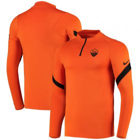 AS Roma Strike Drill Top - Orange