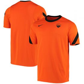 AS Roma Strike Training T-Shirt - Orange