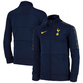 Tottenham Hotspur I96 Anthem Track Jacket - Navy - Kids