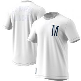 FC Bayern T-Shirt - White