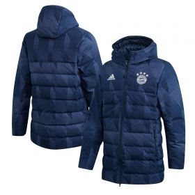 FC Bayern Down Jacket - Navy