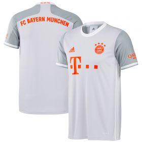 FC Bayern Away Shirt 2020-21 - Kids
