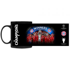 FC Bayern UEFA Champions League 2020 Winners Mug