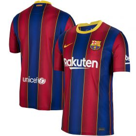 Barcelona Home Stadium Shirt 2020-21