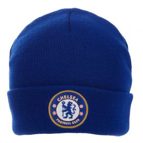 Chelsea Core Cuff Knit Hat - Royal - Adult
