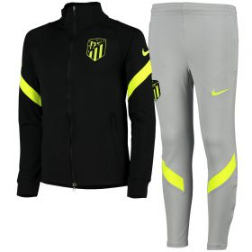 Atlético de Madrid Tracksuit - Black - Kids