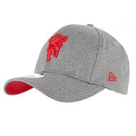 Manchester United New Era Stretch Snap 9FIFTY - Grey - Mens