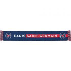 Paris Saint-Germain Sixth Scarf - Blue - Adults
