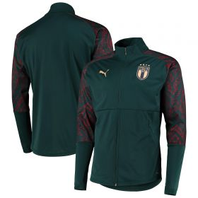 Italy Stadium Third Jacket - Green