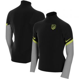 Atlético de Madrid Strike Drill Top - Black - Kids