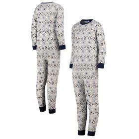 Chelsea Festive Fairisle Pyjama - Multi - Kids